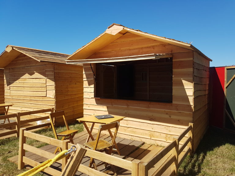 Campsolutions fabrikant Glamping