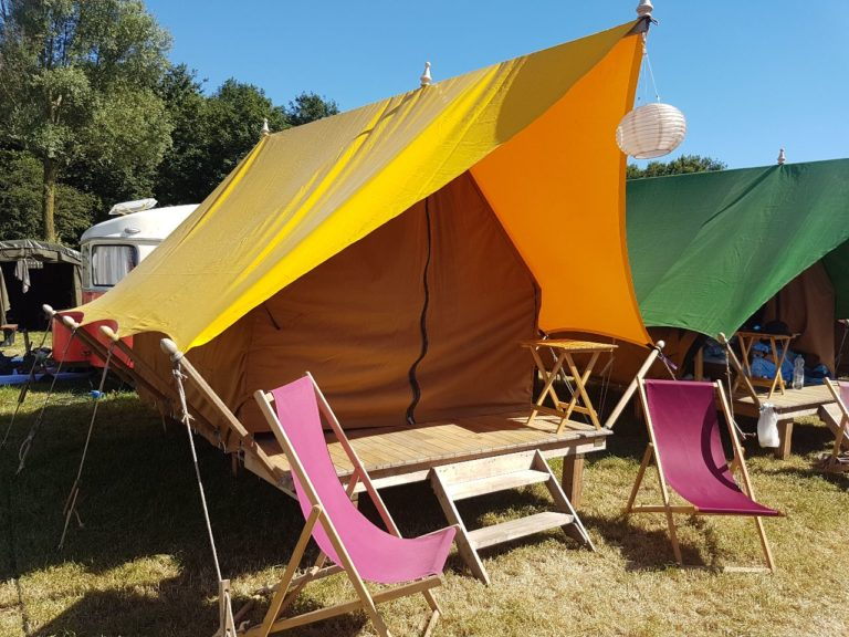 Tent Campsolutions - Glamping