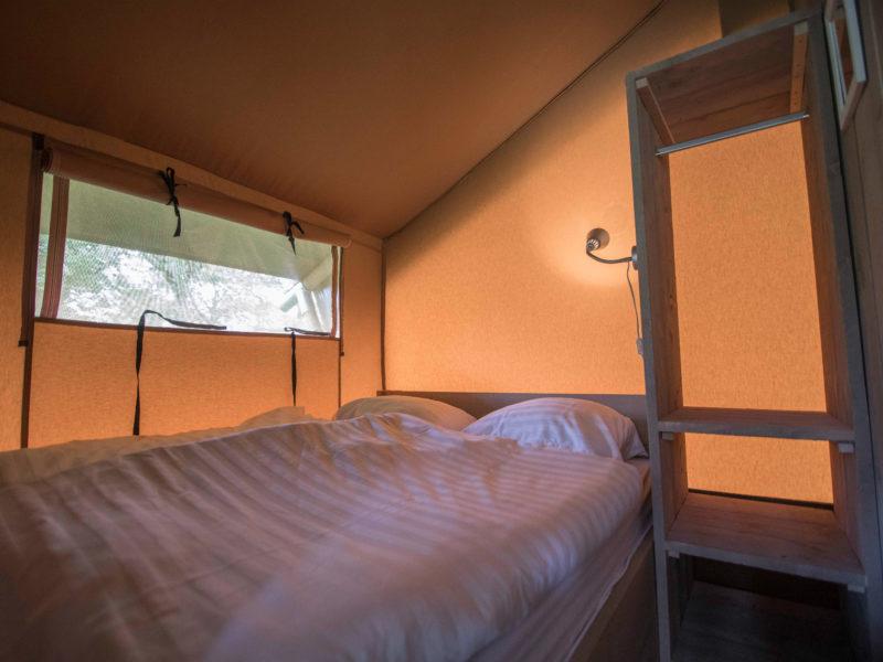 Safaritent - accommodatie, Weerd's hertenboerderij, glamping.nl