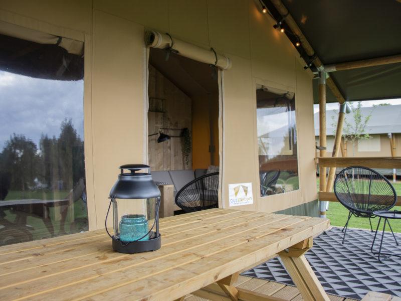 Safaritent cottage - Weerd's hertenboerderij, glamping.nl