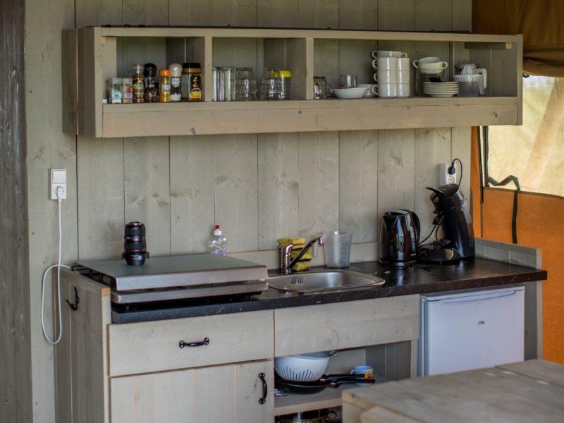 Safaritent accommodatie - Weerd's herteboerderij, glamping.nl