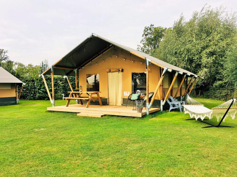 Safaritent - Camping- & Hertenboerderij De Weerd