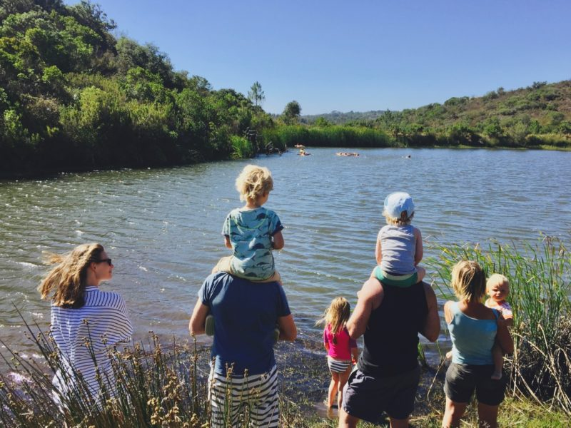 Rivier - omgeving, into the wild Algarve - glamping.nl
