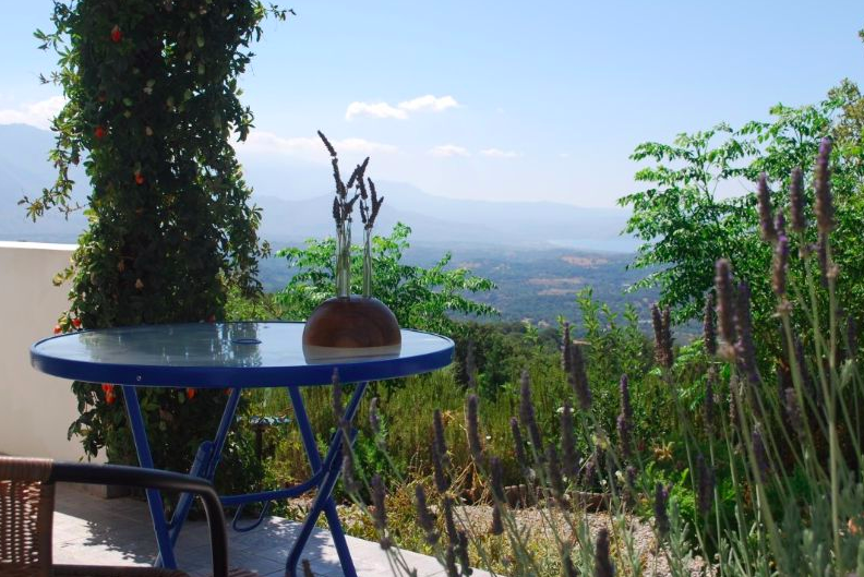 Uitzicht Kreta - Footscapes of Crete - Glamping