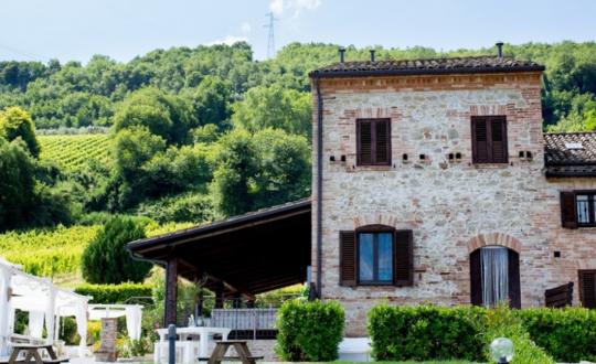 Natuur en stad bij Villa Alwin