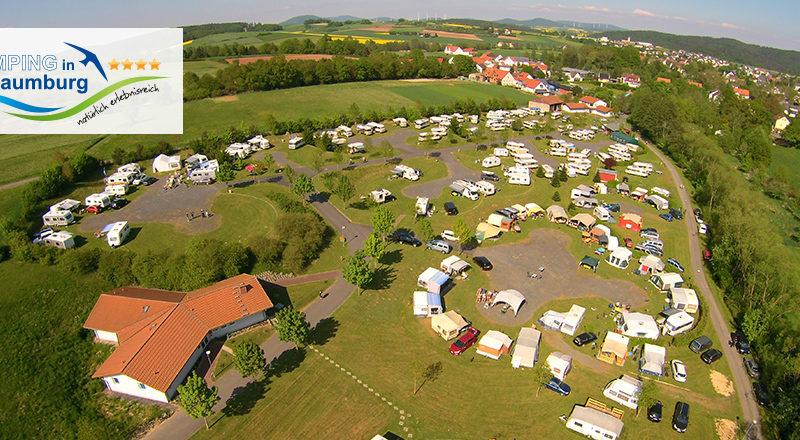 Overzicht camping - Camping Naumburg, glamping.nl