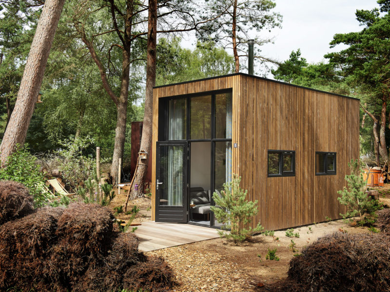 Huuraccommodatie beach house - DroomParken, glamping.nl