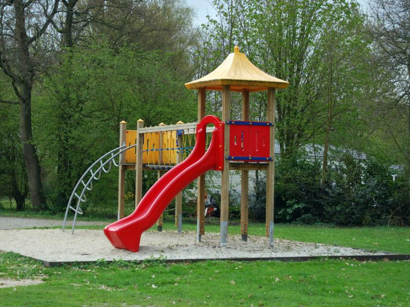 Speeltuin kids - DroomPark Bad Hoophuizen, glamping.nl