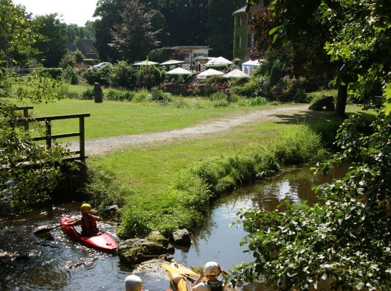 Omgeving camping - DroomPark Maasduinen, glamping.nl