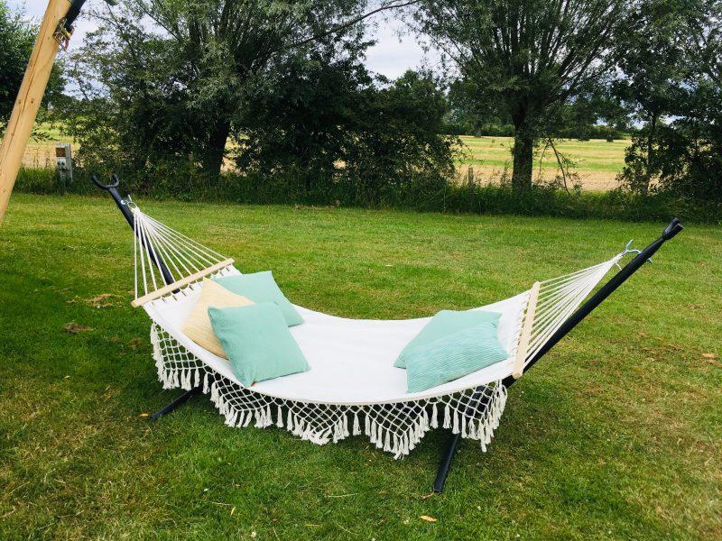 Hangmat - Camping- & Hertenboerderij De Weerd