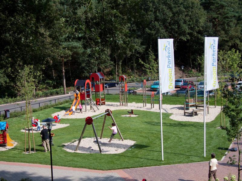 Speeltuin kinderen - DroomPark Maasduinen, glamping.nl
