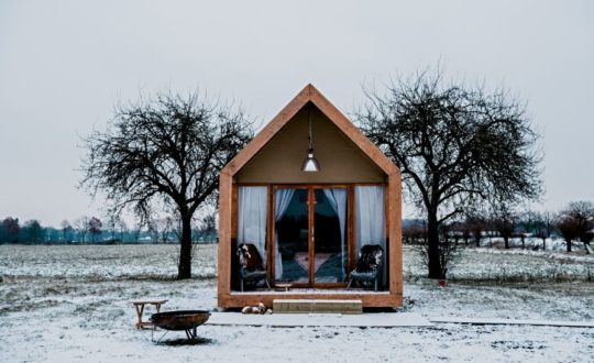Next level glamping in de Luxury Suite van Campsolutions