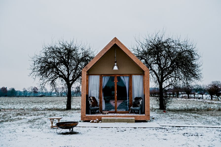Luxury suite - Campsolutions, glamping.nl