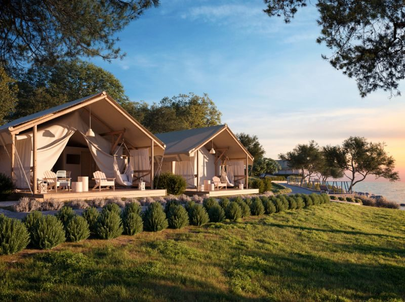 Glamping accommodaties - Istra Premium Glamping resort, glamping.nl