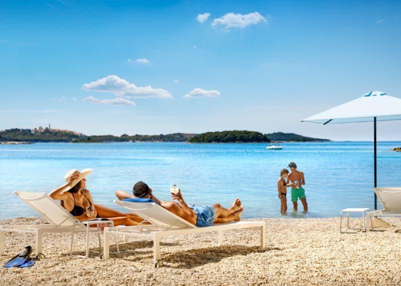 Strand camping - Istra Premium Glamping resort, glamping.nl