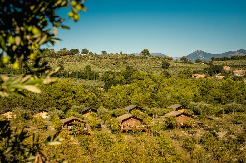 Lodge-op-Pian-di-Boccio-en-omgeving