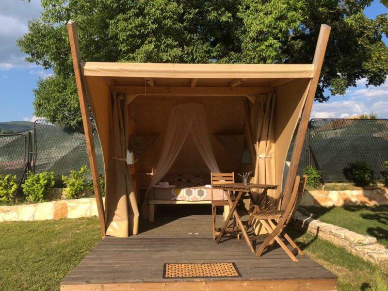 Nateko Tent - Kamp Karin - Glamping