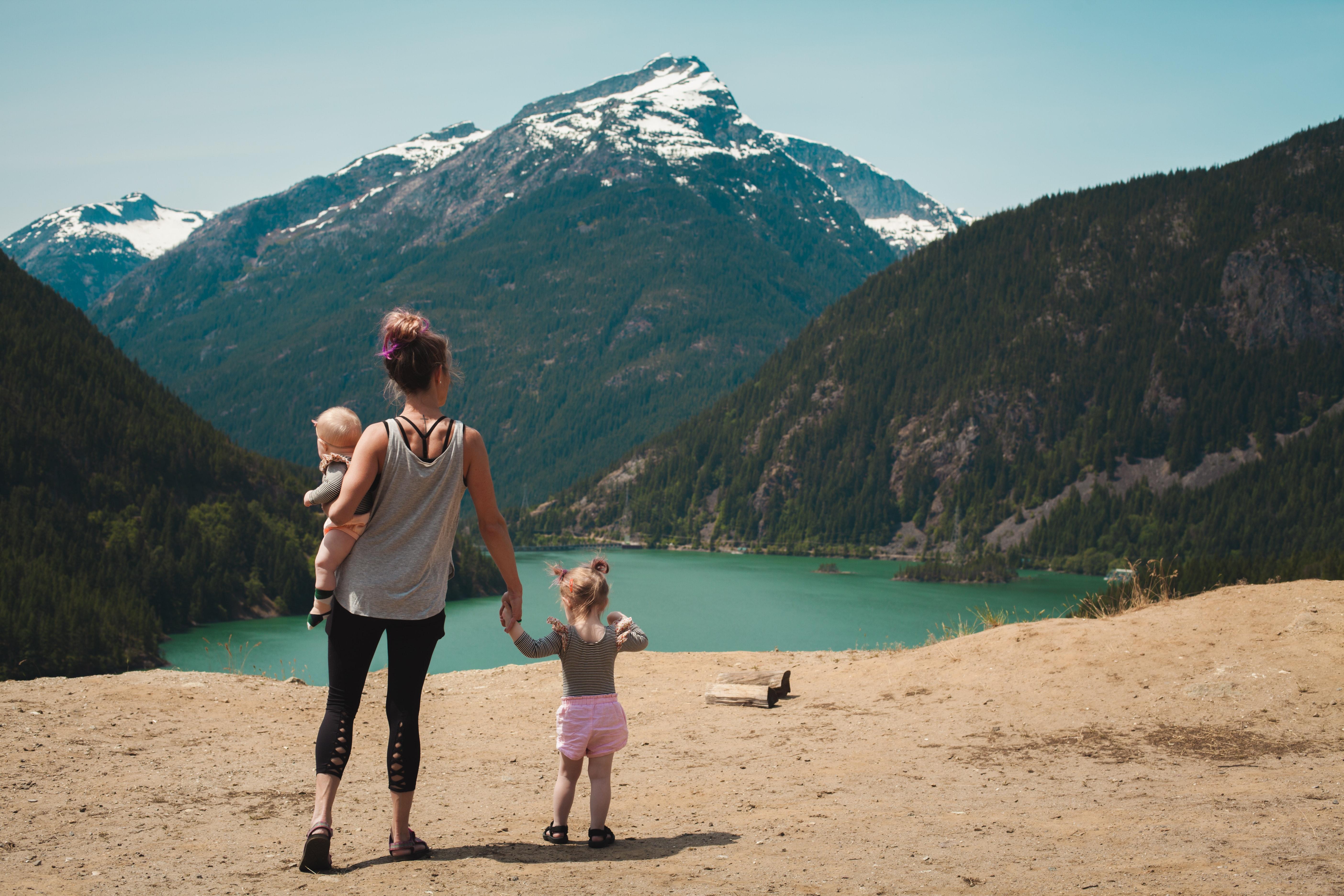 Op verrassingsreis met kinderen - Vakantieadres Onbekend