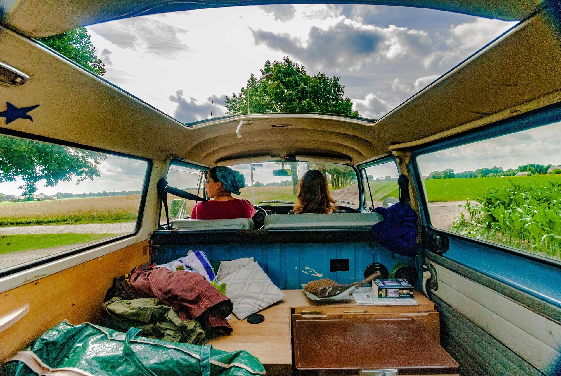 Roadtrip - Vakantieadres Onbekend
