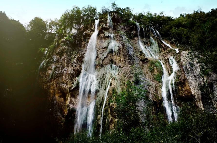 Plitvice watervallen - Kamp Karin - Glamping