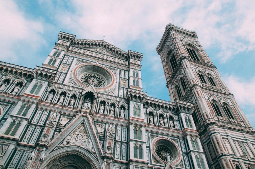 Duomo Florence - Luna del Monte - Glamping en cultuur