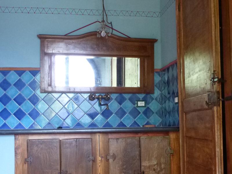 douches en toiletten - Podere di Maggio - Glamping