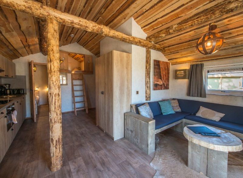 Inrichting germanenland - Alfsee, glamping.nl