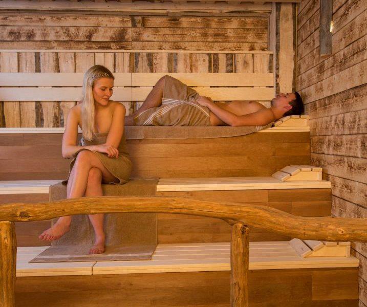 Sauna, wellness - Alfsee, glamping.nl