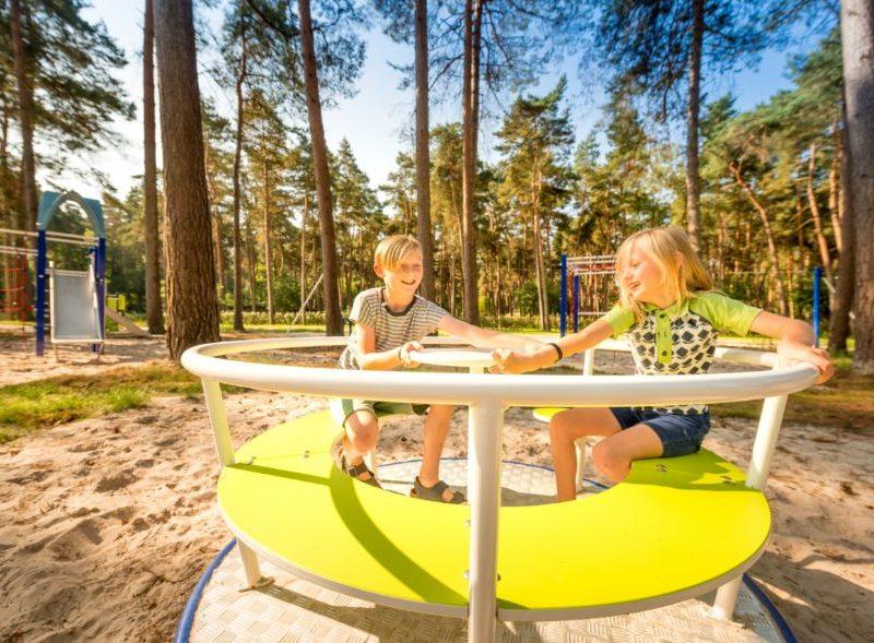 Speeltuin kids - Familiepark Goolderheide, Glamping.nl