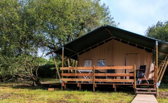 La Jaurie - Glamping.nl