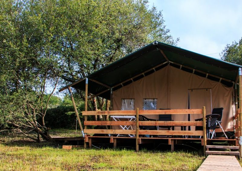Safaritent - Camping La Jaurie, Glamping.nl