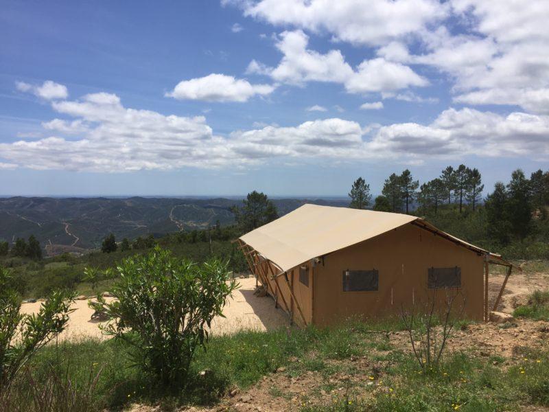 Omgeving glamping tent - Quinta O Ninho, Glamping.n