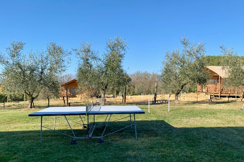 Privacy - L'Antica Fornace - Glamping