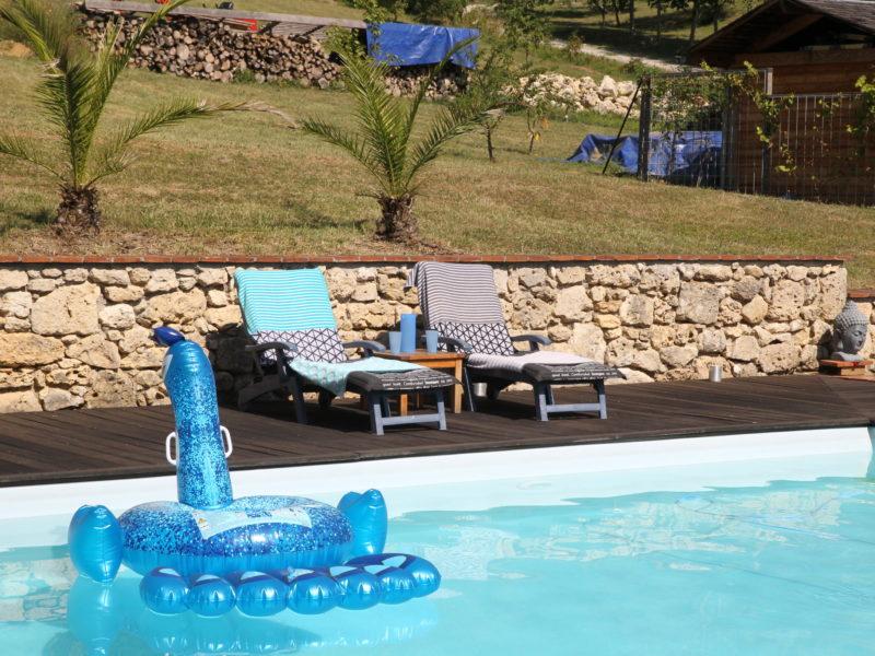Zwembad - Petit Piquepe