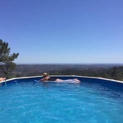 Zwembad camping - Quinta O Ninho, Glamping.n