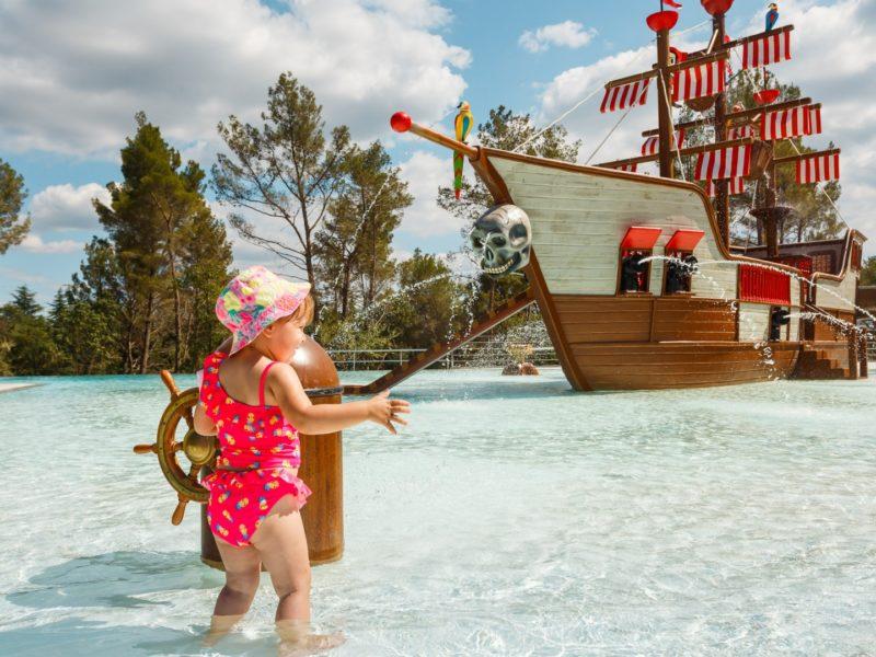 Zwembad kids - Santa Marina - Glamping