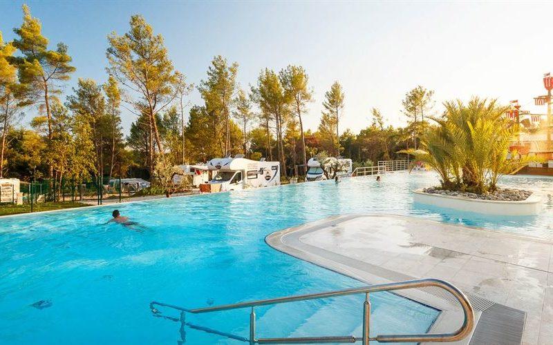 Zwembad Santa Marina - Glamping