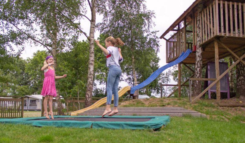 Speeltuin kinderen - Camping de berghoeve, Glamping.nl