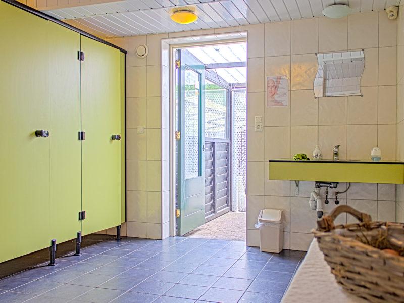 Sanitair - Camping de berghoeve, Glamping.nl