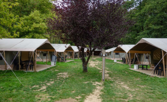 Le Confluent - Glamping.nl