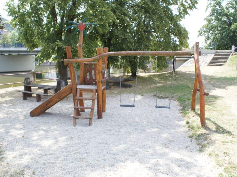 Speltuin kinderen - Camping Prima, Glamping.nl