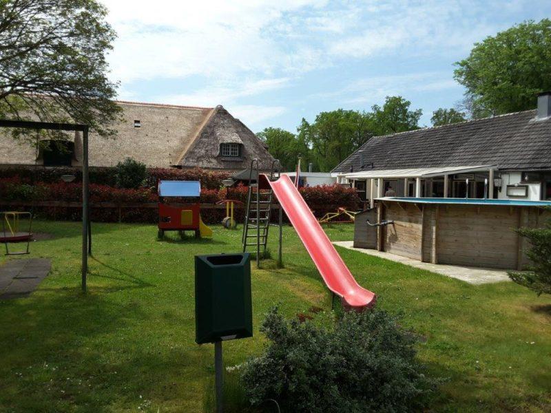 Speeltuin kinderen -campingpark de Koekamp, Glamping.nl