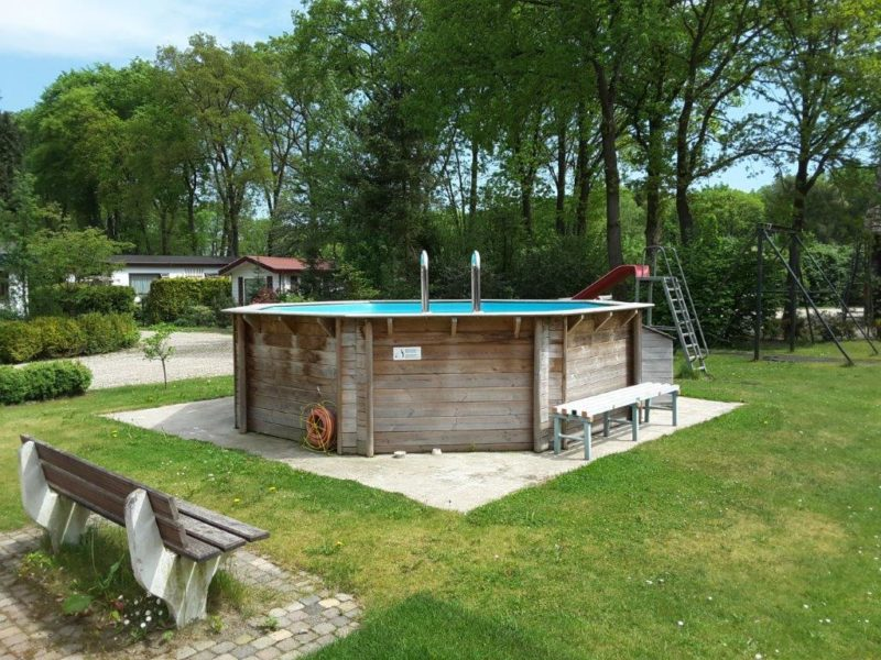 Zwembad camping -campingpark de Koekamp, Glamping.n