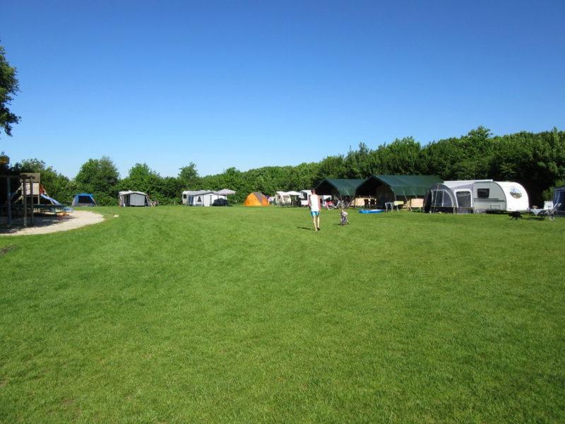 Campingveld - Hendriks Wijkje - Glamping
