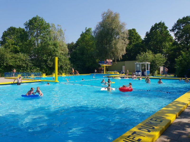 Zwembad - De Breede - Glamping