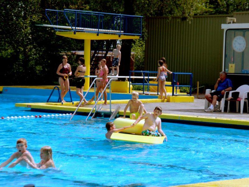 Zwembad De Breede - Glamping