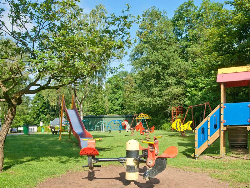 Zwembad camping Recreatiepark de Wrange, Glamping.nl