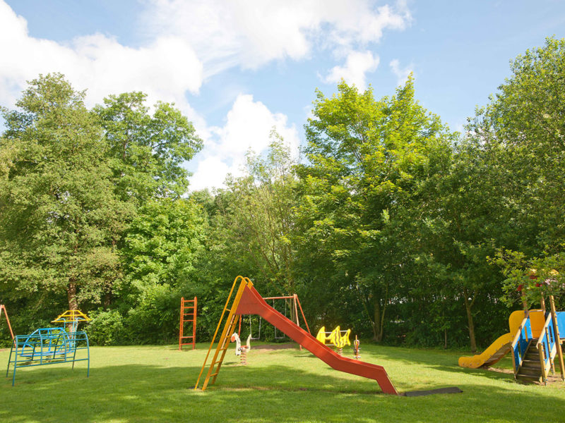 Speeltuin kids Recreatiepark de Wrange, Glamping.nl