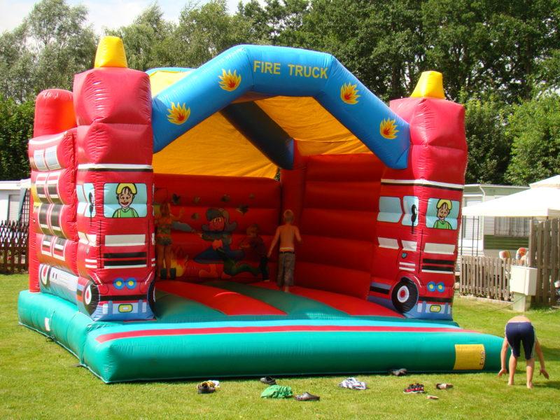 Springkussen kids - Recreatiepark Westerkwartier, glamping.nl