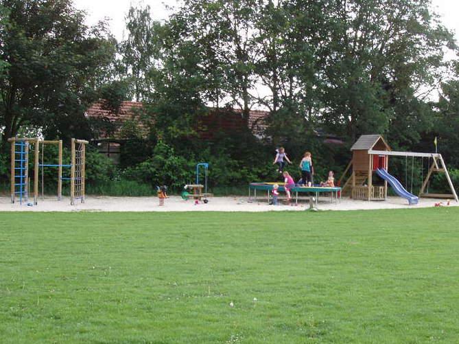 speeltuin Hendriks wijkje - Glamping